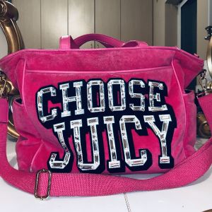 juicy couture extra large τσαντα