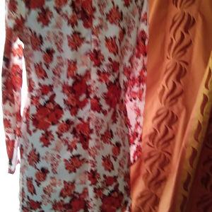 Φορεματακι φλοραλ πολύ καλής ποιότητας δροσεροτατο σε άριστη κατάσταση Νο Large