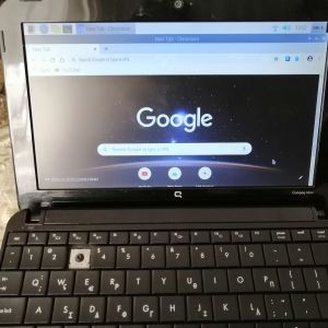 HP compaq mini 110 notebook