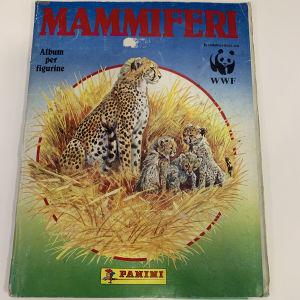 PANINI ΑΛΜΠΟΥΜ MAMMALS 1989