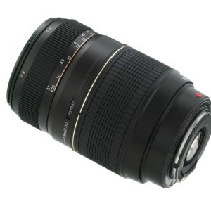 Tamron AF 70-300mm F4-5.6 Di LD Macro 1:2 (Canon EF) Black για Full Fame & Crop μηχανές