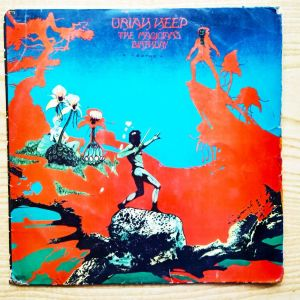 URIAH HEEP - The Magician's Birthday (1972) Δισκος Βινυλιου Classic Hard Rock