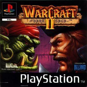 WARCRAFT 2 - PS1