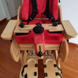 αναπηρικό παιδικό κάθισμα-ορθοστατης