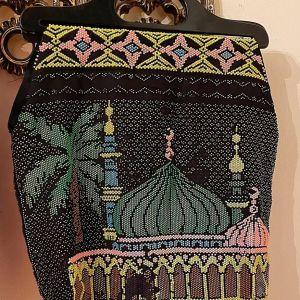 Τσάντα Vintage με Χάντρες