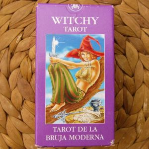 Σπάνια Ταρώ, witchy tarot Mini Deck