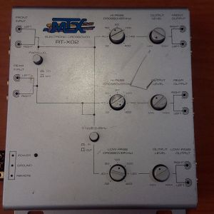 Electronic crossover αυτοκινήτου MTX