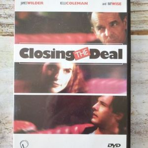 DVD Ταινια. *Κλείνοντας τη συμφωνία* Κωμωδία. Καινουργιο.