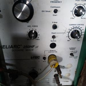ηλεκτροκόλληση Tig AC DC επαγγελματική