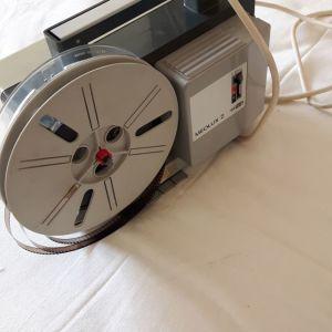 MEOLUX 2 Filmprojector vintage