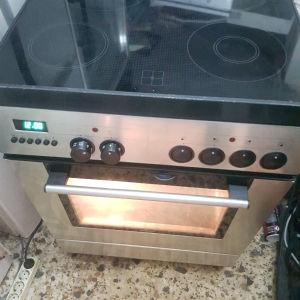 Κεραμική κουζίνα μάρκα siemens