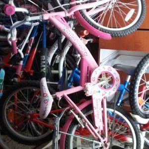 """20"""" για κορίτσι παιδικό  ποδήλατο    miss  tuffit"""