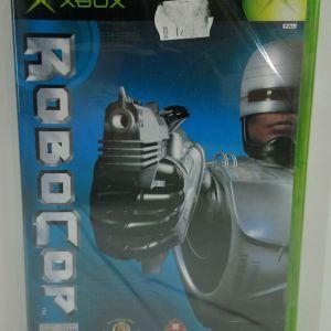 ROBOCOP XBOX VIDEO GAME EUROPEAN PAL SEALED NEW