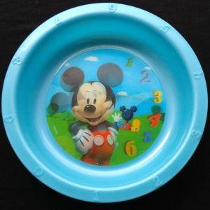 Παιδικό πιάτο Mickey Mouse
