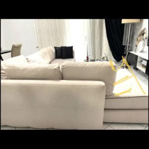 πωλείται καναπές λόγο μετακόμισης  ελληνικής κατασκευής σε άριστη κατάσταση