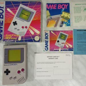 Game Boy ΣΤΟ ΚΟΥΤΙ ΤΟΥ, κομπλε, αριστη κατασταση, για συλλεκτη