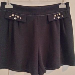Black shorts S size.