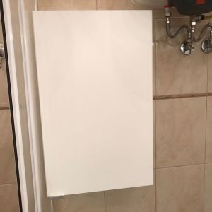 Ντουλάπι μπάνιου σχεδόν καινούργιο
