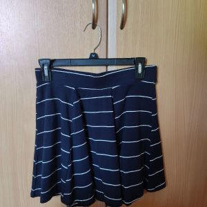 Bershka φούστα με ρίγες