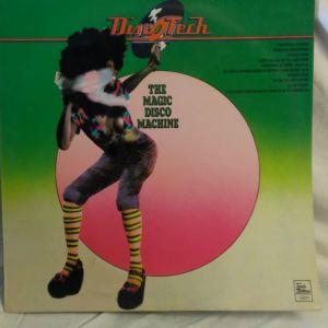 Δίσκος βινυλίου THE MAGIC DISCO MACHINE.