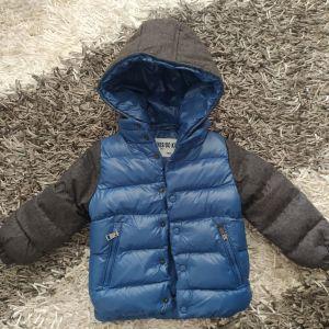Βρεφικό παιδικό μπουφάν ολοκαίνουργιο έως 18 μηνών