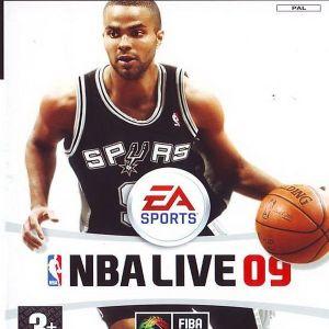 NBA LIVE 09 - PS2