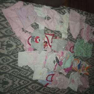 βρεφικά ρούχα 0-3 μηνων