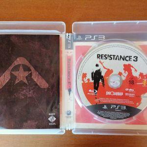 Resistance 3 PlayStation 3