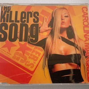 Carolina Marquez - The killer's song 6-trk cd single