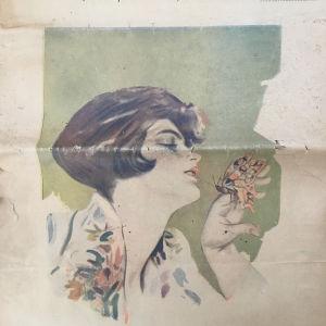 ένθετο εφημερίδας 1927