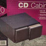 ΞΥΛΙΝΗ ΘΗΚΗ ΓΙΑ 40 CD