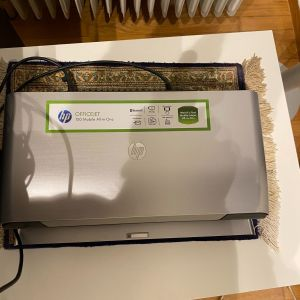 Hp offijet 150 mobile all in one printer