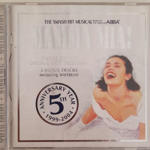 MAMMA MIA SPECIAL EDITION ORIGINAL CAST RECORDING CD