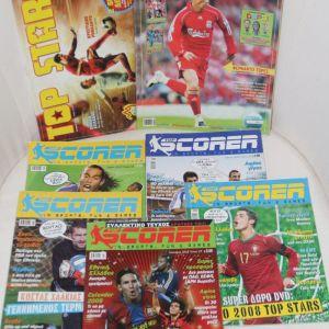 DVD & Top Scorer & Top Stars