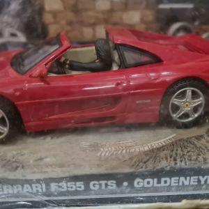 Μινιατούρα Ferrari 355  GTS GOLDENEYE