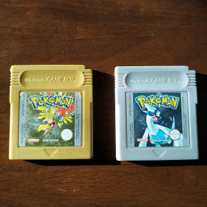 Pokemon Gold και Silver
