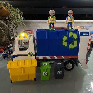 Playmobil επιχειρηση καθαριοτητα