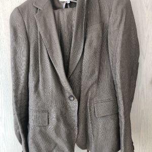 Σακάκι - Κοστούμι χακί Rococo