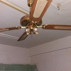 Ανεμιστήρας οροφής