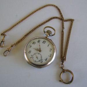 Ρολόι τσέπης 800αρι σε λειτουργία