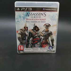 Assassin's Creed: Birth of a New World — The American Saga Collection
