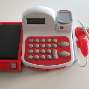 Παιδική ταμειακή μηχανή