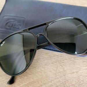 Vintage B&L RAY-BAN CATS Black Made in France Aviator Sunglasses Ray Ban Ray - Ban Γυαλια Ηλιου Αβιατορ