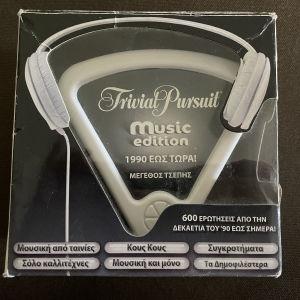 Trivial Pursuit pocket music edition
