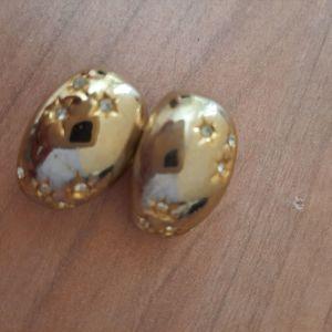 Χρυσα vintage σκουλαρικια