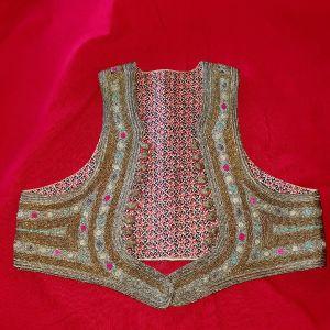 παλιό χρυσοκέντιτο γιλέκο  παραδοσιακής  φορεσιας
