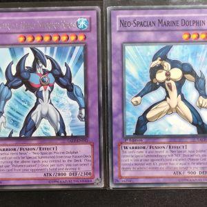 Elemental Marine set 4 κάρτες