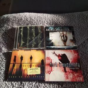 METAL CD's