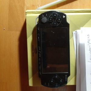 PSP sony black