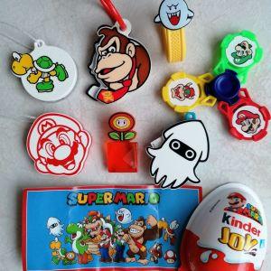 Super Mario Φιγούρες Kinder joy